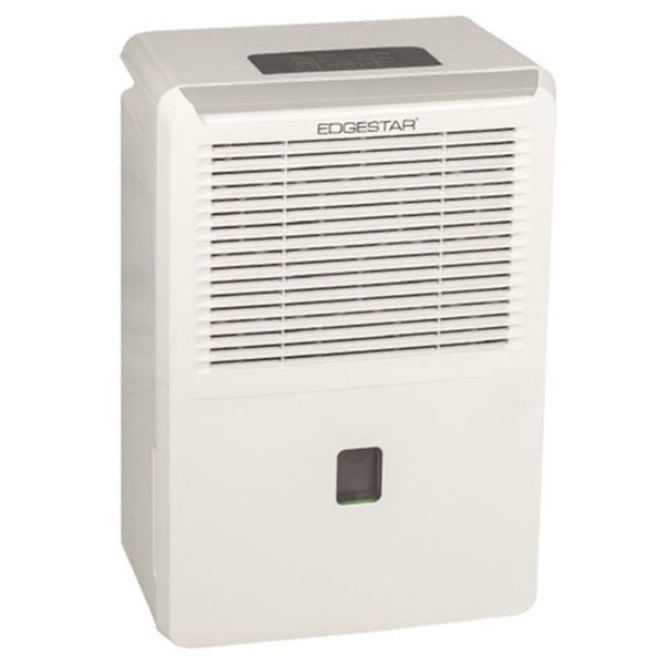 EdgeStar 50-pint White Portable Dehumidifier Sold by Living Direct 11937156