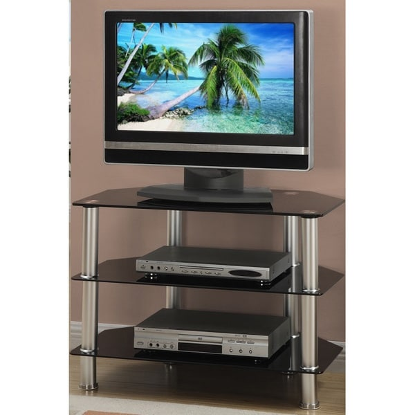 Contemporary TV Stand (Holds up to 42in TV)