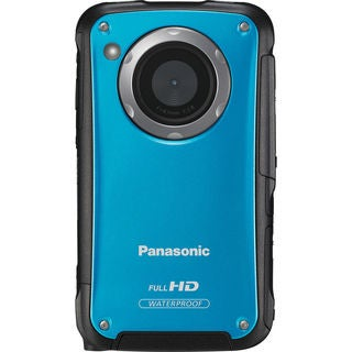 Panasonic HM-TA20 Waterproof Mobile Blue Camcorder