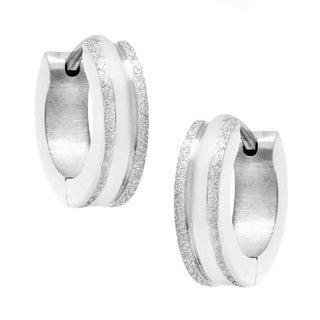 Alexa Starr Stainless Steel Earrings