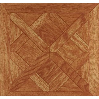 Nexus 12 x 12 Inch Self-adhesive Vinyl Floor Tile