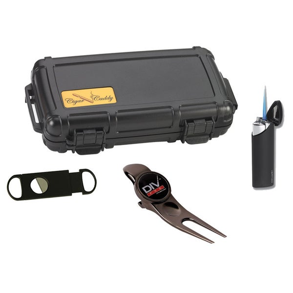 Cigar Caddy Traveler Kit
