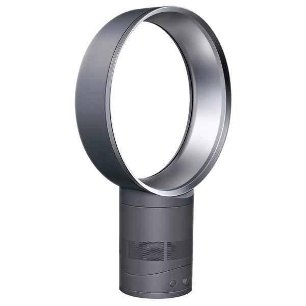 Dyson AM01 Air Multiplier Iron/ Silver Table Fan (Refurbished)
