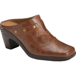 Women's Aerosoles Sawcremento Dark Tan Combo