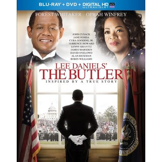 Lee Daniels The Butler (Blu-ray/DVD)