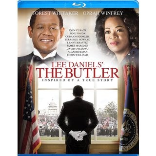 Lee Daniels The Butler (Blu-ray Disc)