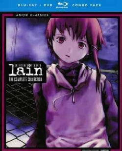 Serial Experiments Lain: Complete Series (Blu-ray/DVD)
