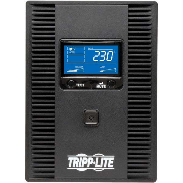 Tripp Lite UPS Smart 1500VA 900W International Tower AVR LCD 230V USB