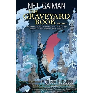 The Graveyard Book Graphic Novel 1 (Hardcover)