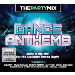 PARTY MIX-DANCE ANTHEMS - PARTY MIX-DANCE ANTHEMS