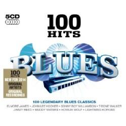 100 HITS-BLUES - 100 HITS-BLUES