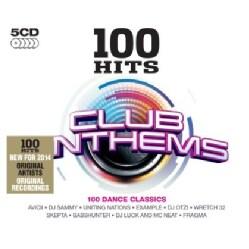 100 HITS-CLUB ANTHEMS - 100 HITS-CLUB ANTHEMS