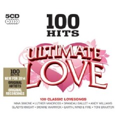 100 HITS-ULTIMATE LOVE - 100 HITS-ULTIMATE LOVE