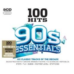 100 HITS-90S ESSENTIALS - 100 HITS-90S ESSENTIALS