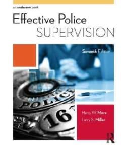 Effective Police Supervision (Paperback)