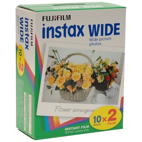 Fujifilm Instax Wide Film
