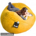 Slacker Sack Oval Microsuede and Memory Foam Bean Bag