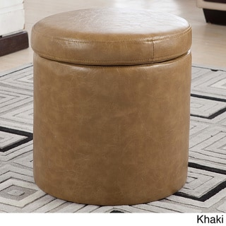 Castillian Collection Classic Storage Ottoman