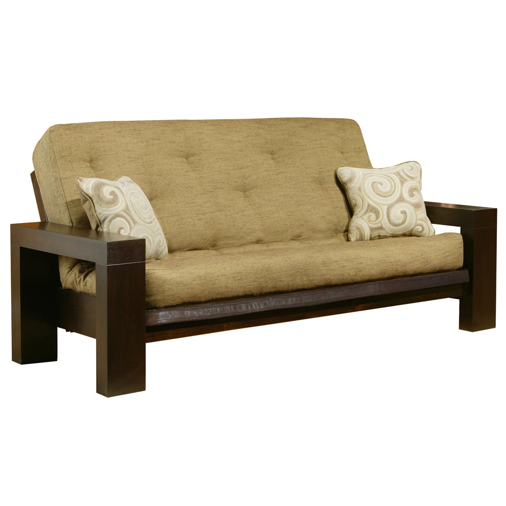 Big Tree Furniture Soho Futon Sofa Sleeper at Sears.com