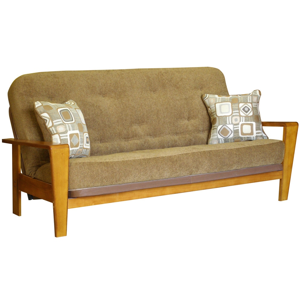 Big Tree Furniture Cambria Futon Sofa Sleeper at Sears.com