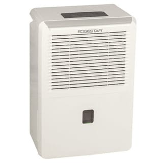 EdgeStar White 70-pint Energy Star Portable Dehumidifier