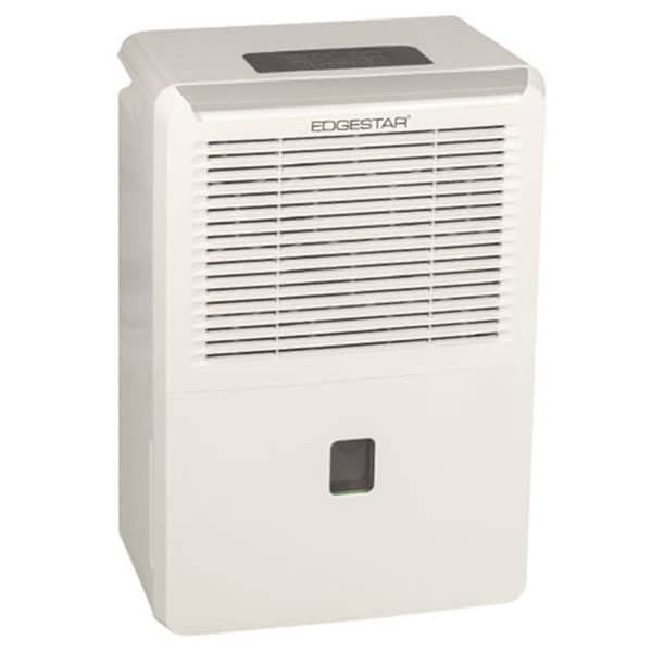 EdgeStar White 70-pint Portable Dehumidifier Sold by Living Direct 11946768