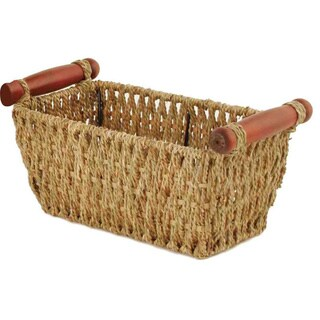 Double 4-inch Rope Planter (Set of 3)