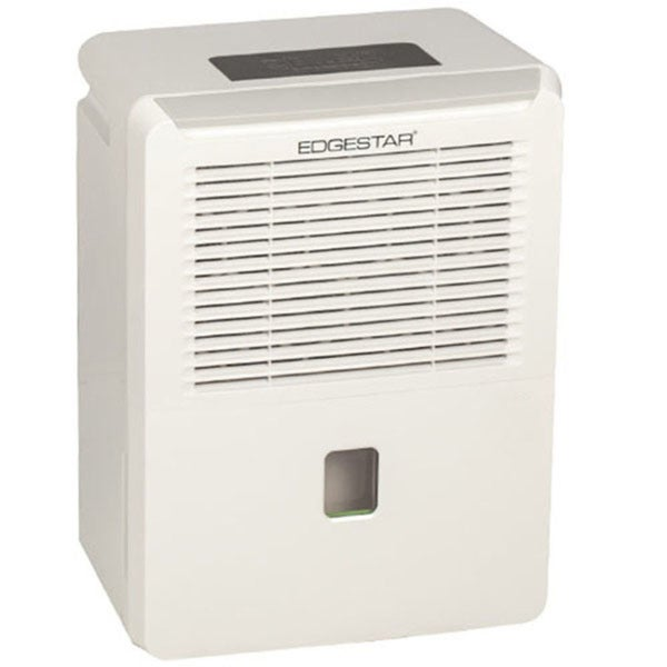 EdgeStar White 30-pint Portable Dehumidifier Sold by Living Direct 11946779