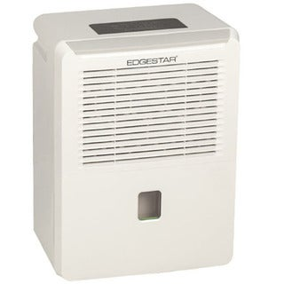 EdgeStar White 30-pint Energy Star Portable Dehumidifier