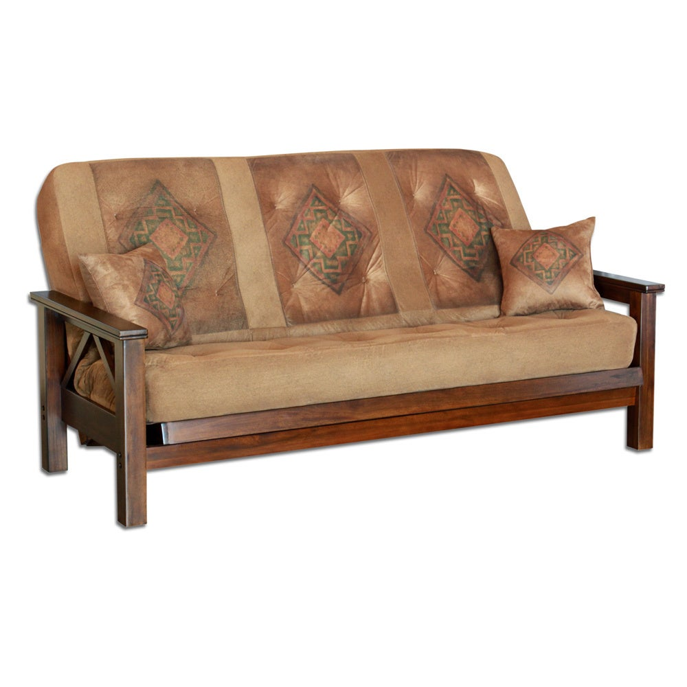 Big Tree Furniture Austin Futon Sofa Sleeper at Sears.com