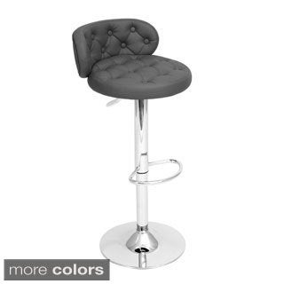 Royale Tufted Contemporary Bar Stool