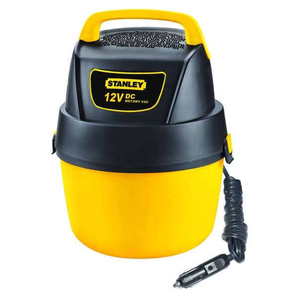 Stanley 12V DC 1-gallon Wet/ Dry Vacuum