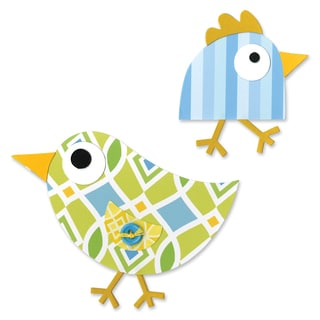 Sizzix Bigz Birds #3 Die