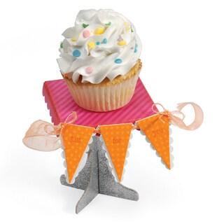 Sizzix ScoreBoards Cupcake Stand/ Pennant XL Die Set