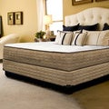 Natures Rest Allure Firm Latex Queen-size Mattress and Foundation Set