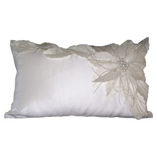 Emerging Pearl Flower Down Pillow