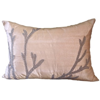 Champagne Reef Down Pillow