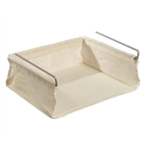 Fabric Under Shelf Basket