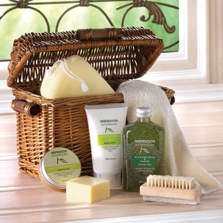 Healing Spa Bath Basket