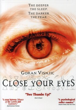 Close Your Eyes (DVD)