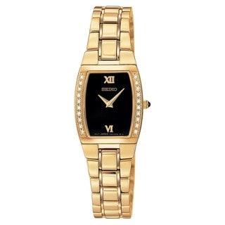 Seiko Women's Goldtone Bracelet Watch