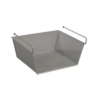 z3 large under shelf basket closet storage 13837030. Black Bedroom Furniture Sets. Home Design Ideas