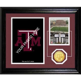 Texas A&M University Fan Memories Desktop Photo Mint