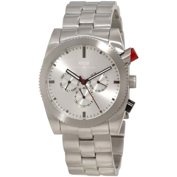 Kr3w Men's Red rum chronograph Watch
