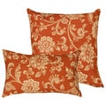 Contes Fennel Indoor/ Outdoor Decorative Throw Pillows (Set of 2)
