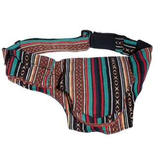 Colorful Cotton Utility Belt (Nepal)