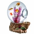 Magic Globe Forest Tree Waterfall Aquarium