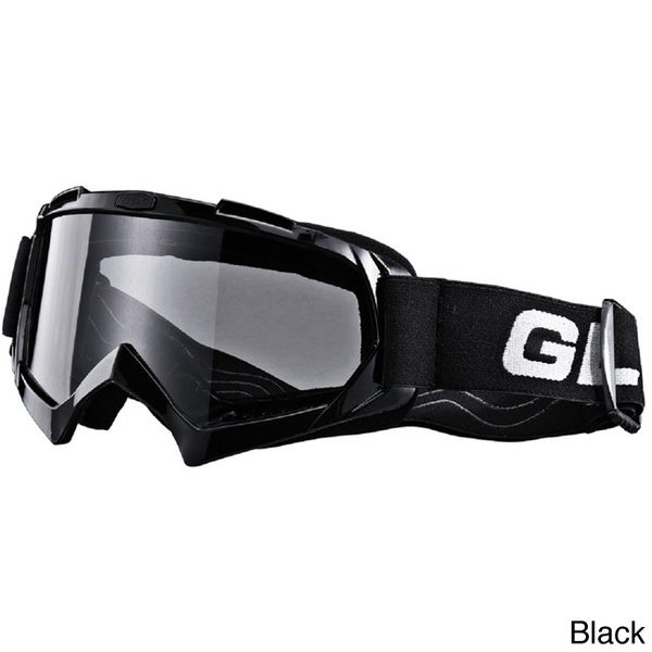 GLX Youth ATV Anti-Scratch Goggles