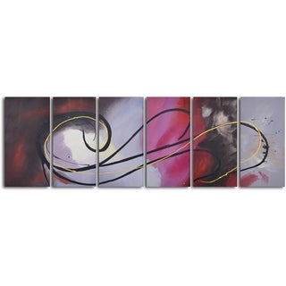 'Treble clef fallacy' 6-piece Oil Painting