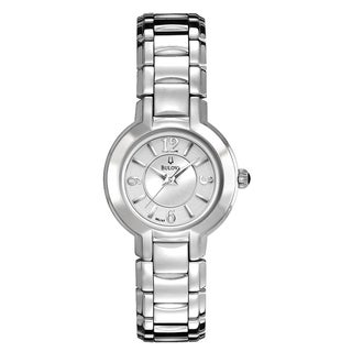 Bulova Women's Dress Classic Round Watch